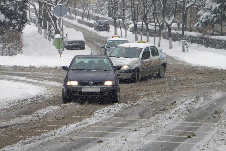 Recomandari de la Primaria Cluj-Napoca pe durata Codului Galben: Circulati cu autobuzul pe cat posibil