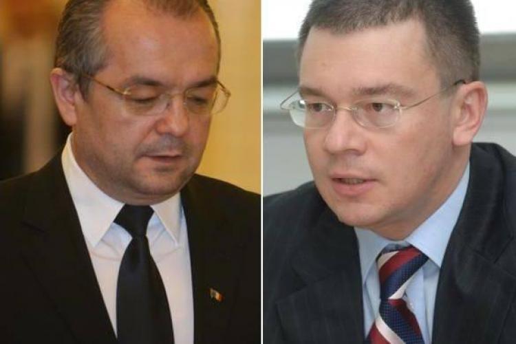Citeste cuvantarile lui Boc si Ungureanu, din presa comunista! Cei doi laudau eforturile lui Nicolae Ceasescu