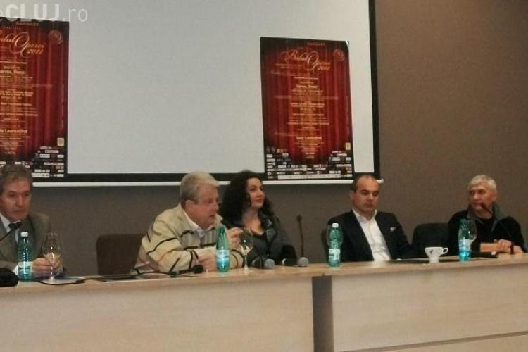 """Balul Operei 2012, cu buget de criza: """"Milionarii Clujului se gandesc prea mult la bunuri imobile"""""""