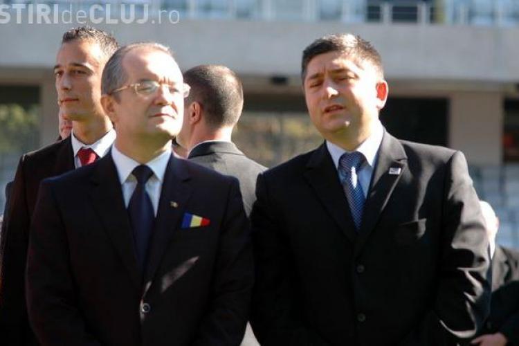 Alin Tise regreta demisia lui Boc: Nu mai vin bani in Cluj