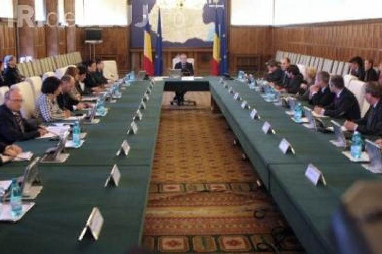 Ce ministri pleaca si care raman in cabinetul Ungureanu