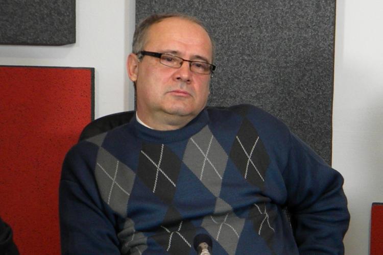 Decebal Radu Ciurchea, candidat la functia de rector: UBB Cluj este pe locul 800 in lume, sub Universitatea din Iasi VIDEO