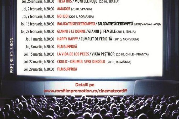 Viata minoritatilor din Romania, proiectata in cadrul Cinemateca TIFF, la cinema Victoria! Vezi ce filme mai ruleaza
