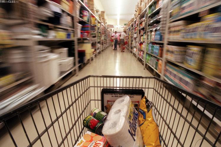 Preturile de consum au crescut in ianuarie 2012 cu 0,36%