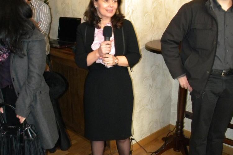 Aurelia Cristea, despre demisia lui Boc: Plecarea lui Emil Boc, victoria societatii civile