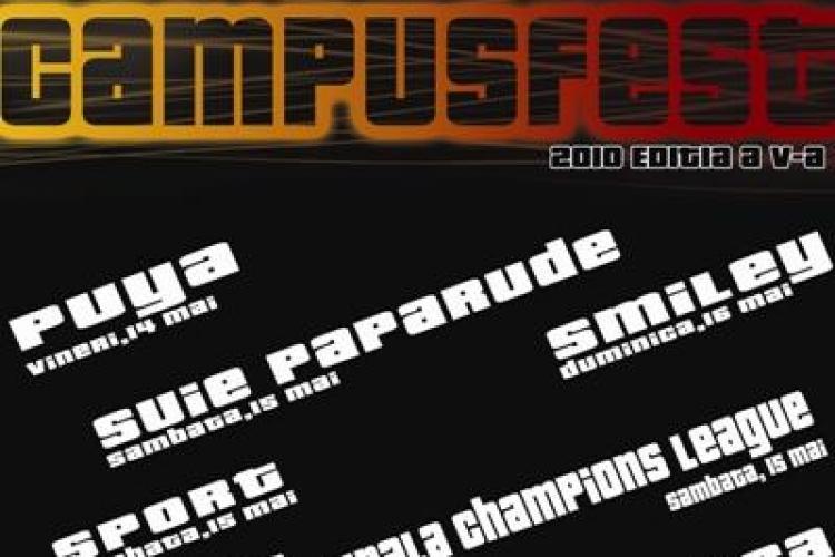Campus Fest Cluj, miercuri: filme in aer liber in campusul Hasdeu si discutii despre publicitate si fotografie