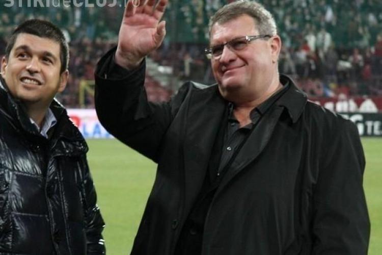 """Muresan: """"Vreau sa picam in Liga cu Inter, cu Barcelona!"""""""