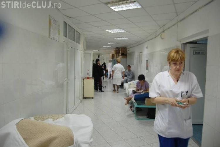Spitalele din Cluj urla de foame si cer bani pentru a putea supravietui in 2010