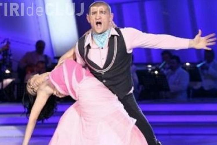 """Catalin Morosanu a castigat concursul """"Dansez pentru tine"""""""