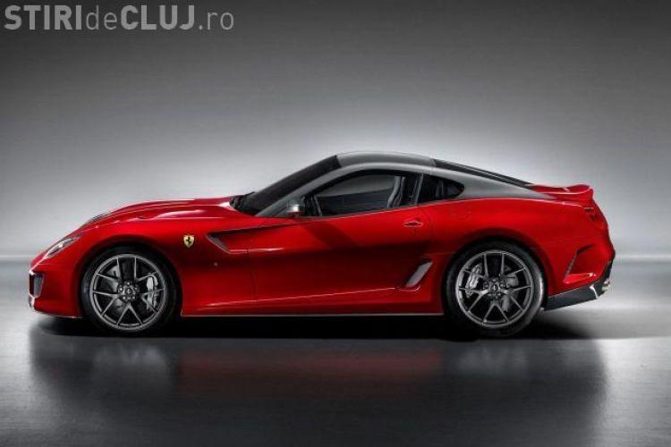 Romanii au cumparat toate masinile Ferrari puse in vanzare in tara