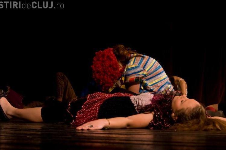 Elevii de la Colegiul Mihai Eminescu au castigat festivalul de Teatru Rotaract