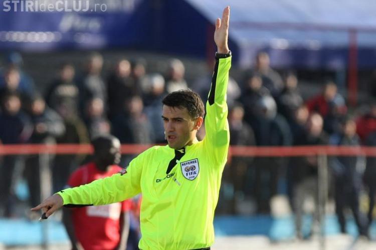 Hategan va arbitra meciul Craiova - CFR Cluj - Vezi lista tuturor delegarilor