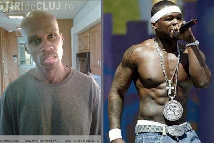50 Cent a slabit 30 de kilograme pentru un rol - FOTO