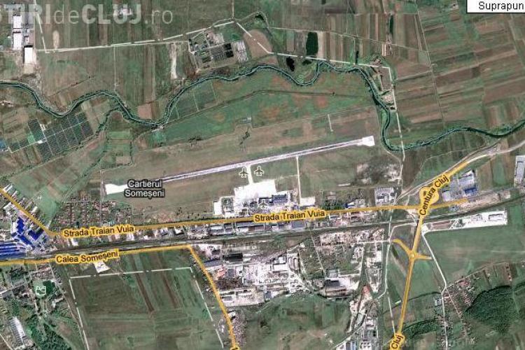 Pista de 3.500 de metri de la Aeroportul International Cluj-Napoca ar putea fi construita cu investitori chinezi