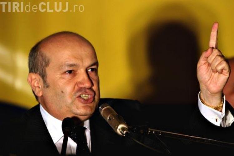 Marian Milut a demisionat din fruntea PNTCD
