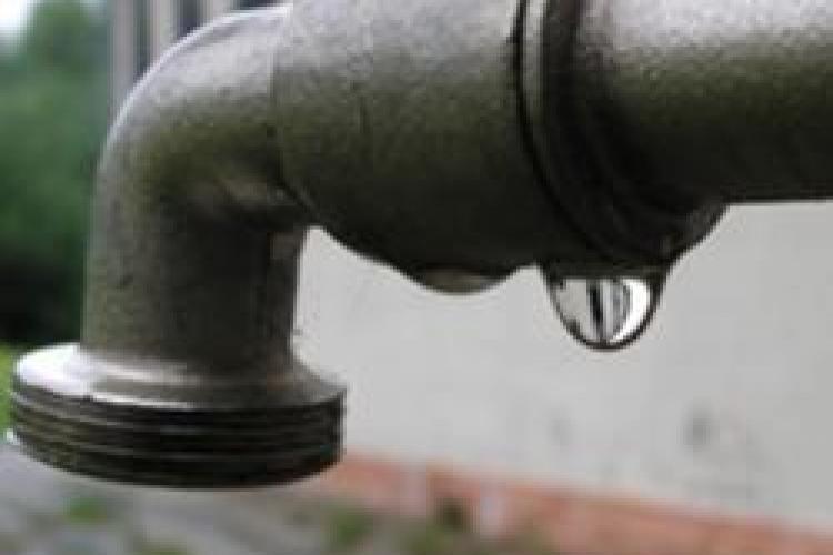 Satul Dezmir ramane fara apa potabila pana la ora 16.00