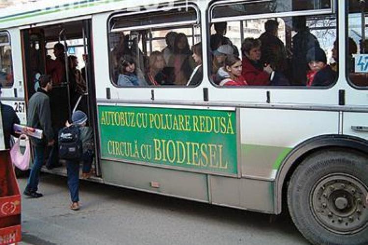 Autobuzele RATUC Cluj vor circula de Rusalii, in 23 si 24 mai, conform programului de duminica. VEZI programul autobuzelor