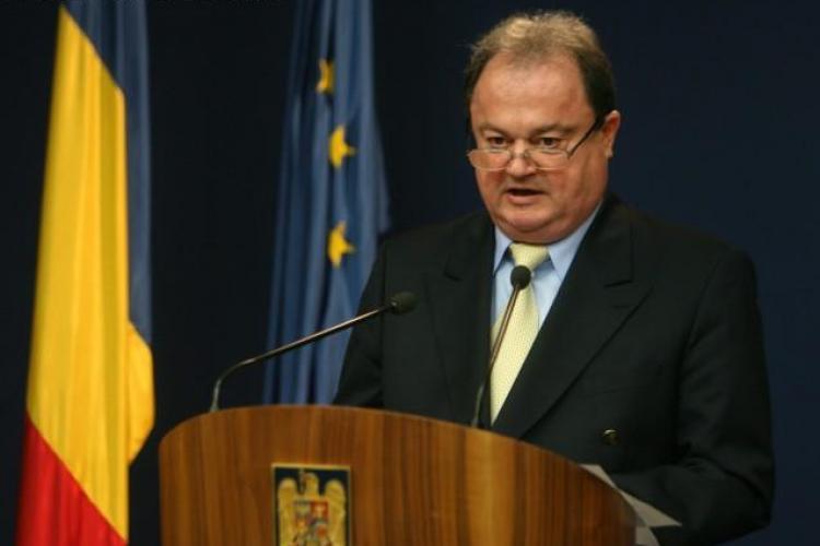 Vasile Blaga promite ca Romania intra in spatiul Schengen pe 27 martie 2011