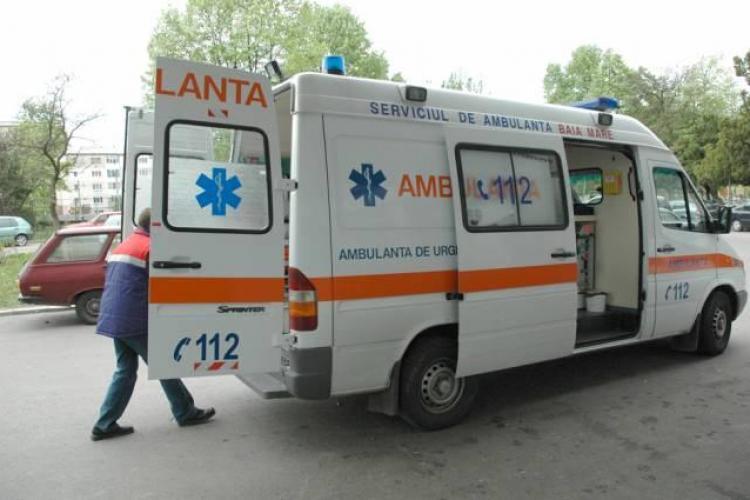 De luni, Ambulanta intra in greva! La Cluj, inca se strang semnaturi pentru proteste!