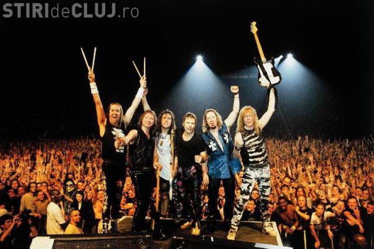 "Trupa Iron Maiden va concerta in aceasta vara la Cluj! - Formatia are o piesa intitulata ""Transilvania"" - VIDEO"