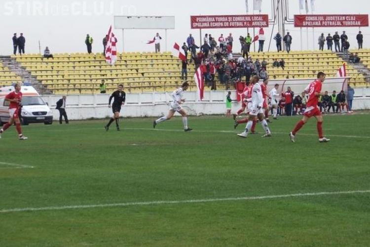LIVE TEXT -  Universitatea Cluj - Ariesul Turda 2-1 - Final de partida