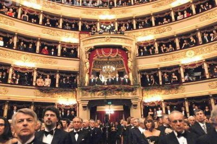 80 de rromi vor fi invitatii speciali, miercuri seara, la Scala din Milano