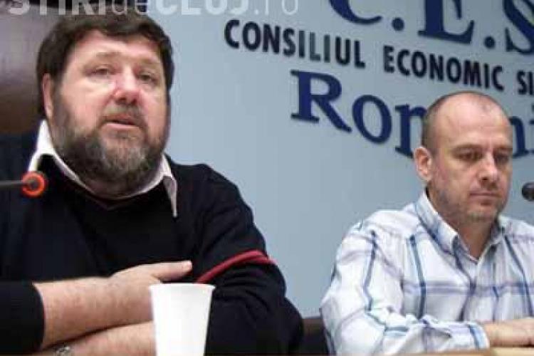 Sindicalistii nu vor ca PSD sa se amestece in mitingurile lor