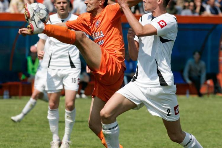 Universitatea Cluj - FCM Targu Mures 1-2 (FINAL). Video gol decisiv PRODAN, fost jucator la U