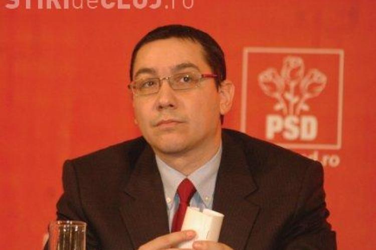 Ponta: Basescu taie indemnizatiile detinutilor politici si invalizilor de razboi