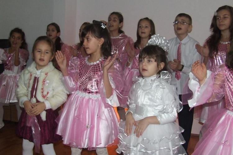 Surprize pentru micutii din Cluj, de Ziua Internationala a Copilului