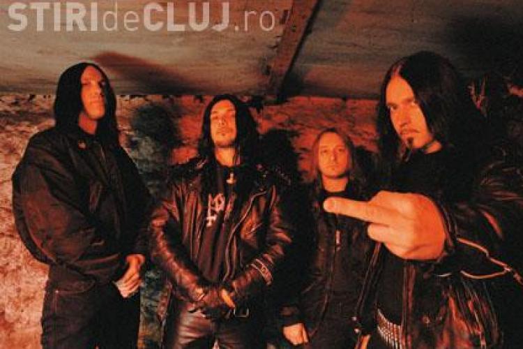 Concert anulat! Trupa Mayhem si-a batut joc de rockerii din Transilvania. Norvegienii nici macar nu au plecat spre Cluj-Napoca