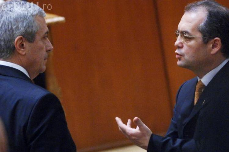 """Tariceanu legat de Boc: """"Prostul nu e prost destul, pana nu e si fudul"""""""