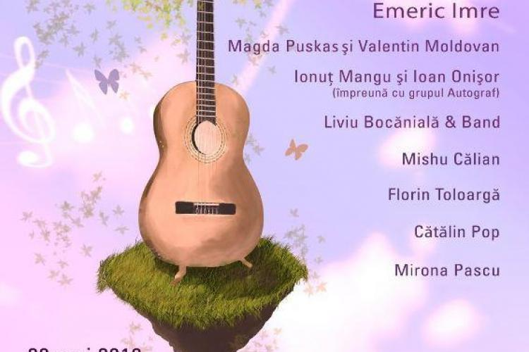 """Concert caritabil """"Pentru un zambet de copil!"""", joi, de la ora 18.00, la Cercul Militar din Cluj-Napoca"""
