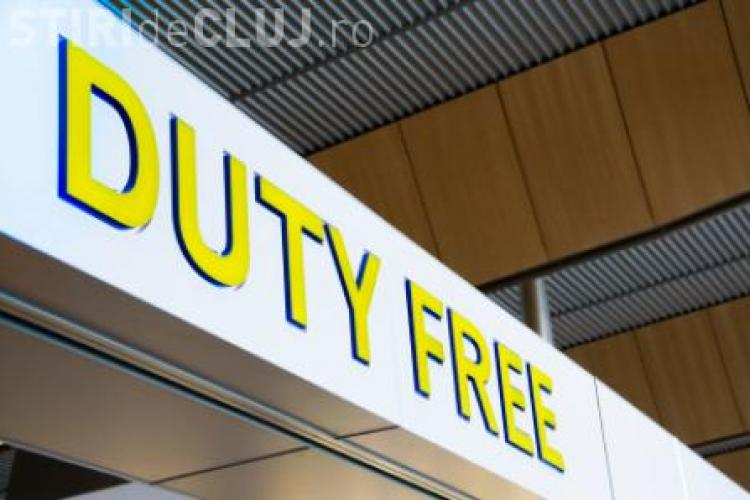 Magazinele duty-free se inchid