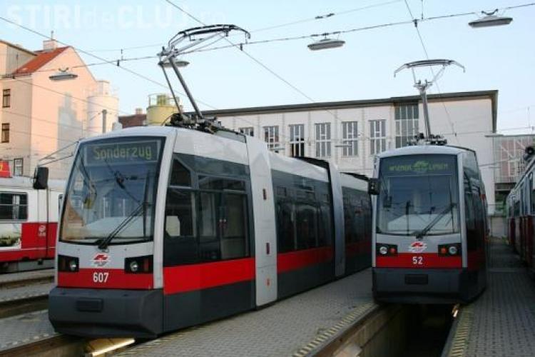 Zi nefasta! 14 persoane au fost ranite la Timisoara, dupa ce doua tramvaie s-au ciocnit
