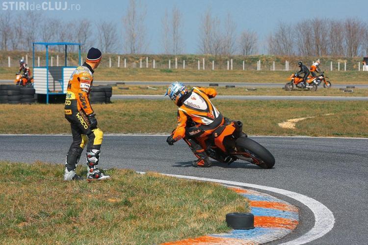 Vreti sa va dati cu motocicleta? KTM va invita in weekend la test drive la Cluj!