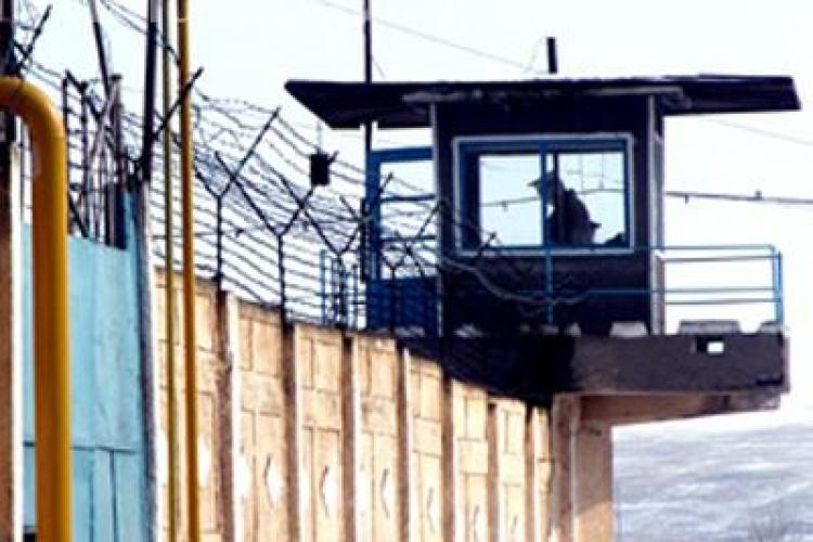 Gardienii din penitenciare vor intra si ei in greva in 31 mai