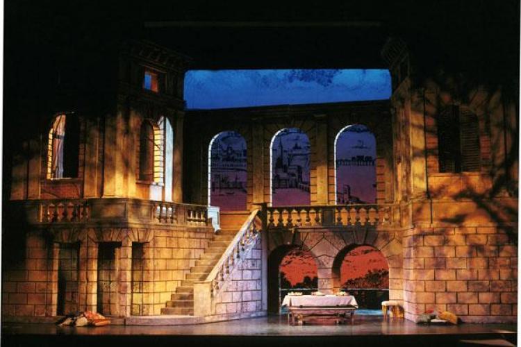 Rigoletto, la Opera Nationala din Cluj-Napoca, luni seara de la 18.30