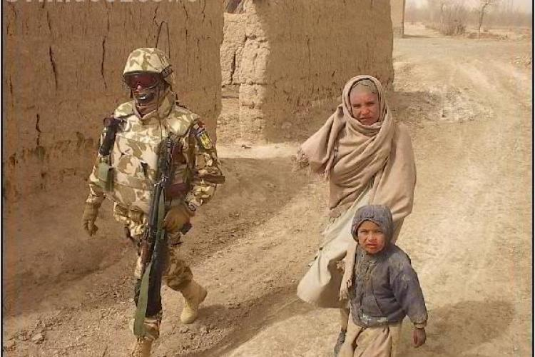 Un soldat roman a murit in aceasta dimineata in Afganistan