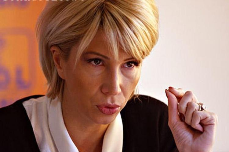 Raluca Turcan sesizeaza DNA deoarece la TVR se evita licitatiile pentru achizitii