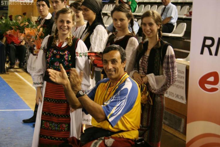 Maine incepe la Cluj Turneul International de Tenis de Masa pentru persoane cu dizabilitati- RITTO