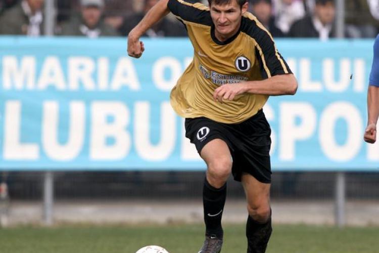 """Adrian Ionescu: """"Nu am jucat de aproape trei luni si imi este foarte dor"""""""