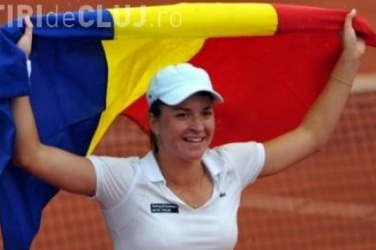 Alexandra Dulgheru si Victor Hanescu in turul doi de la Roland Garros