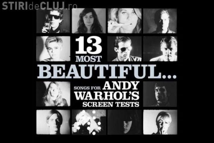 TIFF Cluj: 13 Most Beautiful Songs... a Soundtrack for Andy Warhol's Screen Tests, la Sala Auditorium a UBB- VEZI TRAILER
