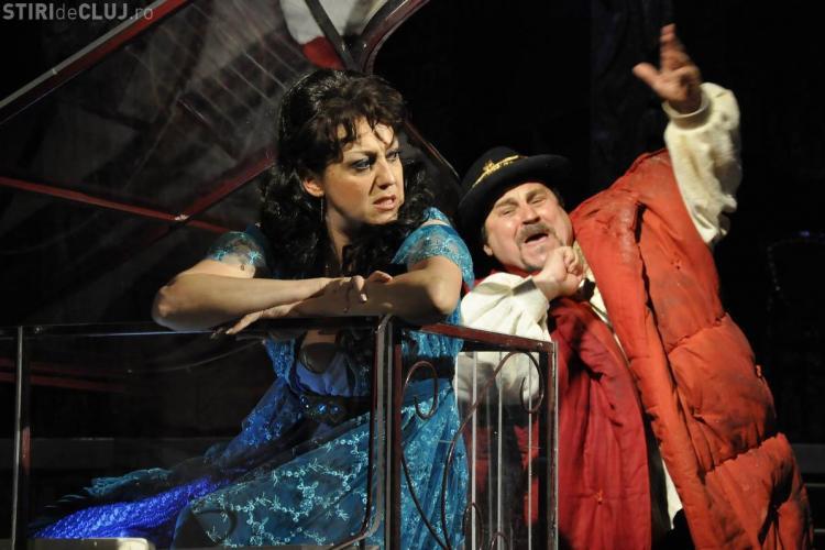 """Orfeu in Infern"", premiera, sambata, 29 mai, la Opera Nationala din Cluj-Napoca"