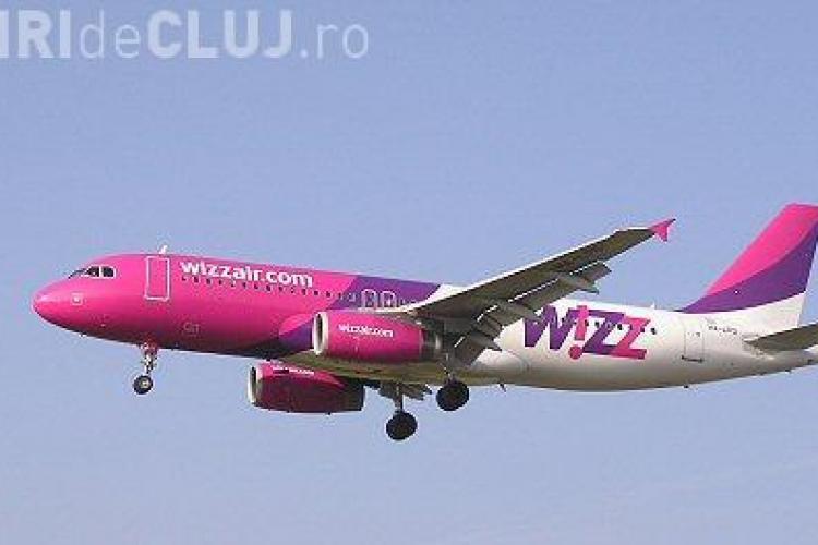 Astazi aveti reducere 20% la toate zborurile Wizz Air!