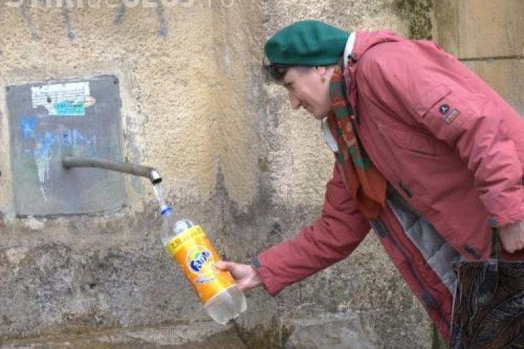 Apa de la izvorul Sfantul Ion din Faget nu este potabila