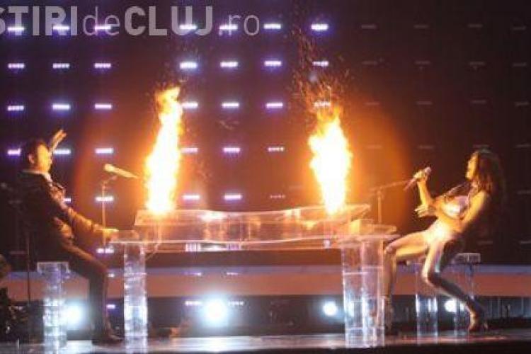Finala Eurovision 2010 - Romania a intrat in competitie cu numarul 19- Paula Seling si Ovi s-au descurcat excelent-VIDEO
