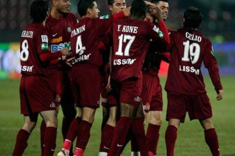 """Lotul CFR Cluj se """"imprastie"""". Dupa ce au luat Cupa si Campionatul strainii pleaca acasa"""
