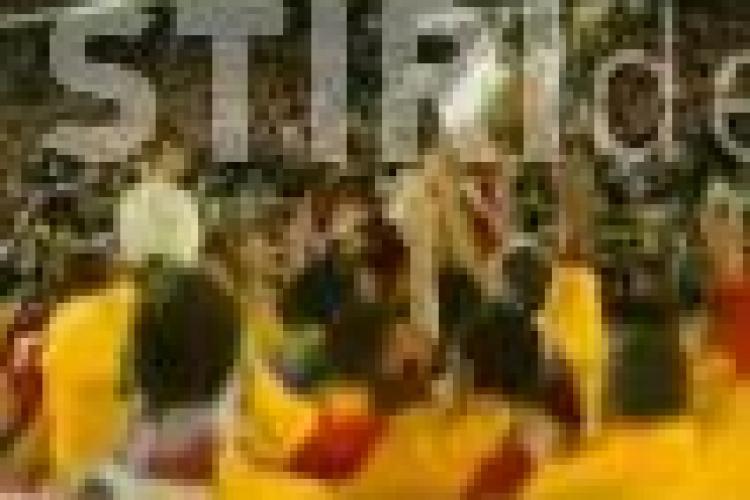 VIDEO - Campionii de la CFR Cluj au sarbatorit in Obssesion cu trofeul in fata